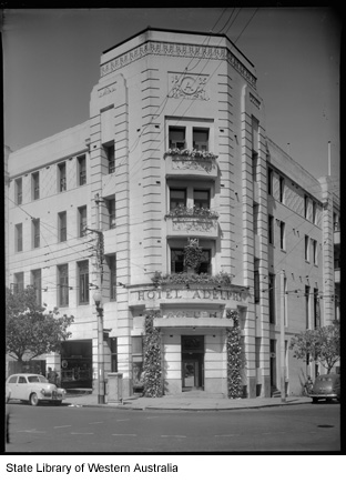 Discussions photos old perth buildings never built for 235 st georges terrace