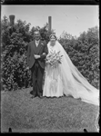 048925PD: The wedding of Kevin Sullivan and Kathleen Walsh, 14 January 1931