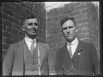 Detectives Lewis and McLernon, 1930