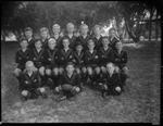 099546PD: First XVIII football team, 1950