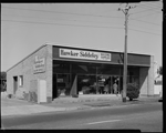 Exterior of Hawker Siddeley Building Supplies