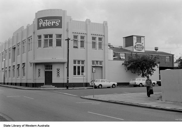 peters ice cream factory grafton - photo#20