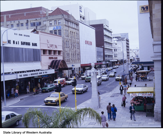 Photos and discussions old perth page 13 skyscrapercity for 137 st georges terrace perth