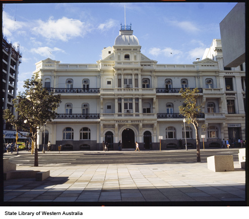 Discussions photos old perth buildings never built for 200 adelaide terrace perth