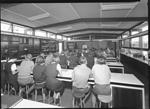 340599PD: Science laboratory, 1964