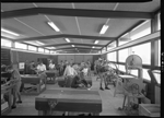 340601PD: Wooodwork workshop, 1964