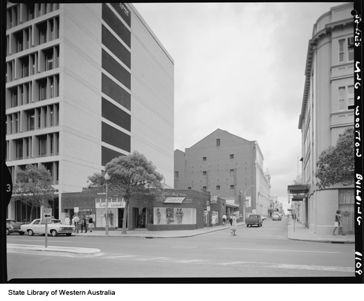 Photos and discussions old perth page 13 skyscrapercity for 251 st georges terrace perth