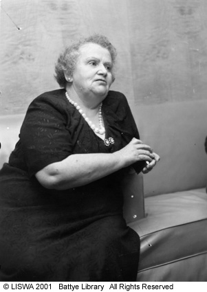 Senator Dorothy Tangney